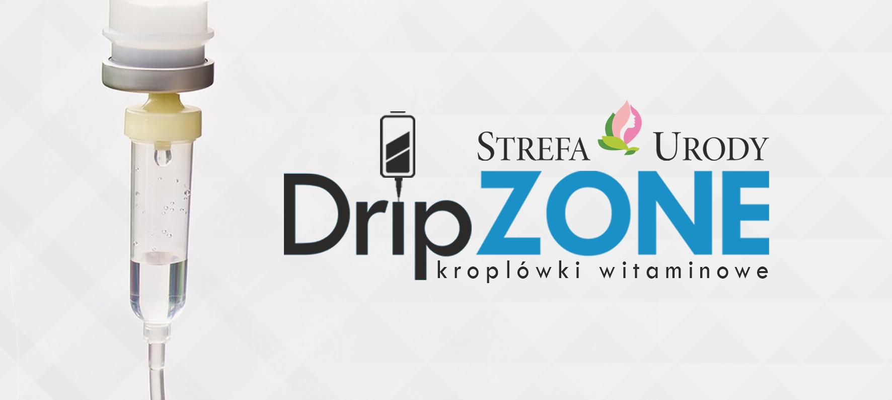 DripZONE – kroplówki witaminowe w Tarnowie